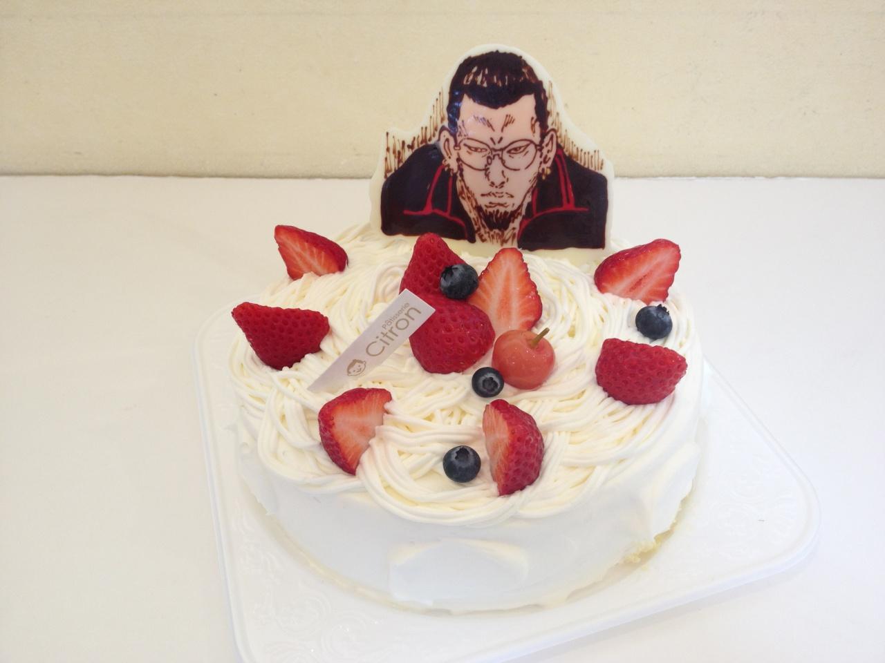 岡山市のケーキ屋さん「パティスリーシトロン」