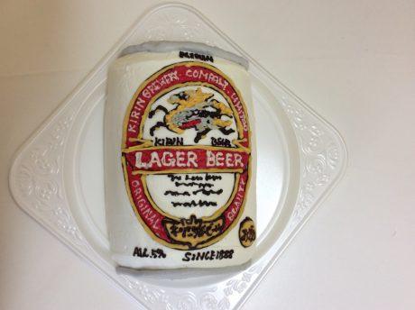 キリン缶ビール